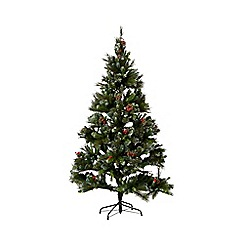 Noma - 6ft 'Killarney Fir' artificial Christmas tree
