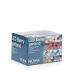 Noma - 100 LED berry garland Christmas lights