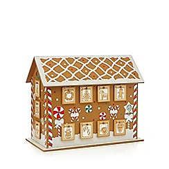 Heaven Sends - Orange gingerbread Christmas advent calendar