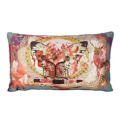 Laura Oakes - 'Go Seek' cushion