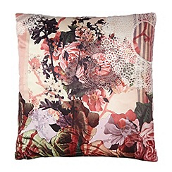 Laura Oakes - 'Rose Garden' cushion