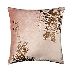 Laura Oakes - 'Copper Rose' cushion