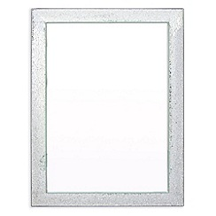 Innova - Delux crackled silver mirror
