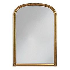 Innova - Balmoral gold mirror