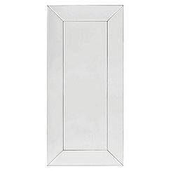 Innova - 'Sunningdale Leaner' rectangle wall mirror
