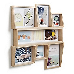 Umbra - Natural multi wall photo frame