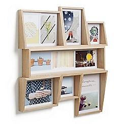 Umbra - Natural multi wall photo frame