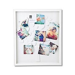 Umbra - White 'Lovetree' photo frame