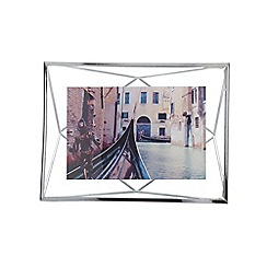 Umbra - Chrome prism photo frame