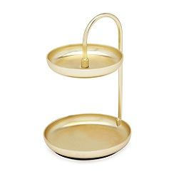 Umbra - Brass 'Poise' ring holder