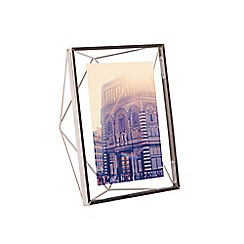 Umbra - Prisma silver photo frame