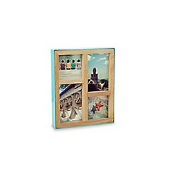 Umbra - Fotoblock Surf' desk photo frame