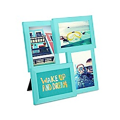 Umbra - 'Surf' pane multi photo frame