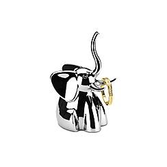 Umbra - Silver Elephant ring holder