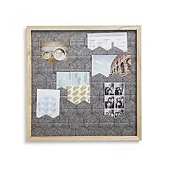 Umbra - Grey Tuckit natural photo board