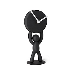 Umbra - Buddy Desk Clock - black