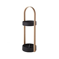 Umbra - Black 'Hub' umbrella stand