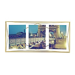 Umbra - Prisma Photo Display Multi - Matte Brass