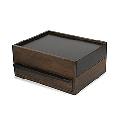 Umbra - Stowit Jewellery Box - walnut