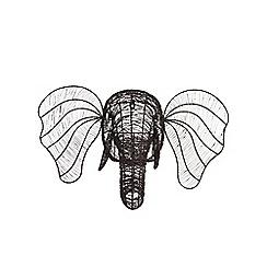 Nkuku - Eko wire elephant head