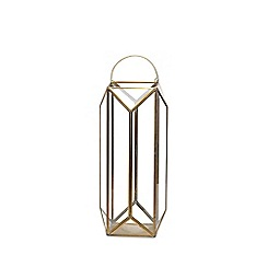 Nkuku - Ndiki brass lantern