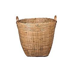 Broste - Woven bamboo basket