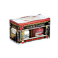 Yankee Candle - 2 small jars Christmas gift set
