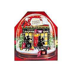 Yankee Candle - Christmas Advent calendar in red