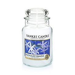 Yankee Candle - Classic 'Midnight Jasmine' large jar candle