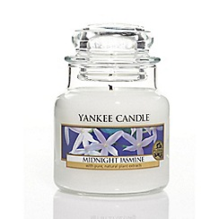 Yankee Candle - Classic 'Midnight Jasmine' small jar candle