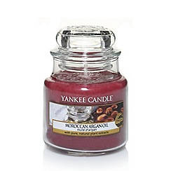 Yankee Candle - Classic 'Moroccan Argan' small jar candle