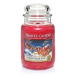 Yankee Candle - Classic 'Christmas Eve' large jar candle