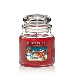 Yankee Candle - Classic 'Christmas Eve' medium jar candle