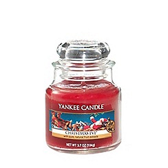Yankee Candle - Classic 'Christmas Eve' small jar candle