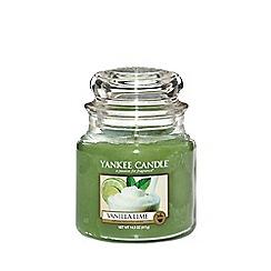 Yankee Candle - Classic medium jar vanilla lime