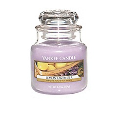 Yankee Candle - Classic 'Lemon Lavendar' small jar candle