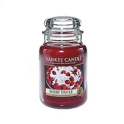 Yankee Candle - Classic large jar berry trifle