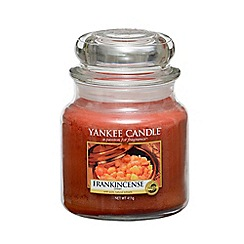 Yankee Candle - Classic 'Frankincense' medium jar candle