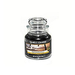 Yankee Candle - Classic 'Black Coconut' small jar candle