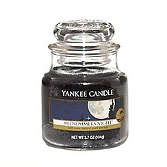 Yankee Candle - Classic 'Midsummers Night' small jar candle