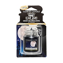 Yankee Candle - Mid-summer night car freshener jar