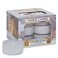 Yankee Candle - Classic tea lights winter glow