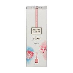 Yankee Candle - Decor reeds 'Pink Sands'
