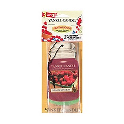 Yankee Candle - Fruitalicious 3-pack car freshener jar