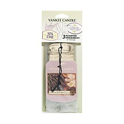 Yankee Candle - Spa day 3-pack car freshener jar