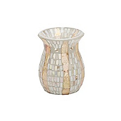 Yankee Candle - Gold wave mosaic melt warmer