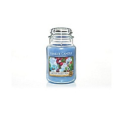 Yankee Candle - Classic 'Sweet Peas' large jar candle