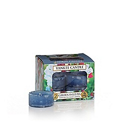 Yankee Candle - Classic 'Sweet Peas' tea lights