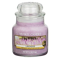 Yankee Candle - Classic 'Lavender' small jar candle