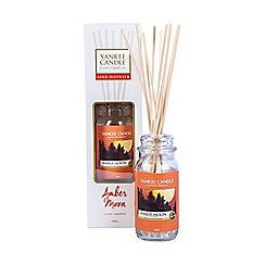 Yankee Candle - Classic 'Amber Moon' reed diffuser